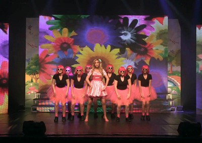 כוכבת ילדים בהופעה לילים ולכל המשפחה