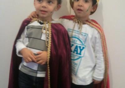 תלבושות ביום הולדת - תלבושות מיוחדות בהפעלות לימי הולדת