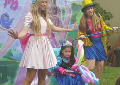 קסמים ביום הולדת לילדים - הפעלת יום הולדת עם קסמים והפתעות מיוחדות
