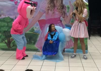 הפעלה ליום הולדת עם הצגה מהמופע של כוכבת הילדים בשיתוף ג'ורדי הארנב
