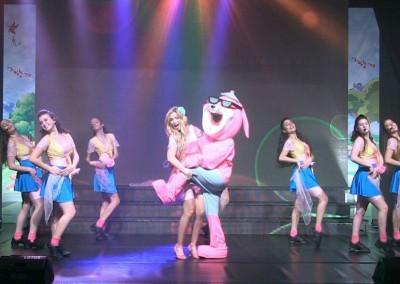הרפתקה מוזיקלית מצחיקה ומרגשת - מירי תשירי במופע לילדים