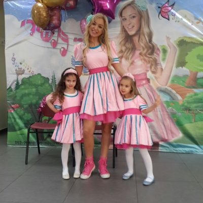 פעילויות ליום הולדת, פעילות ליום הולדת עם כוכבת הילדים