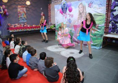 ריקודים ביום הולדת לילדים - הפעלת יום הולדת עם מגוון ריקודים ושירים