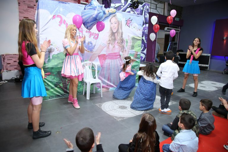 הפעלה ליום הולדת משחקים ואטרקציות לילדים