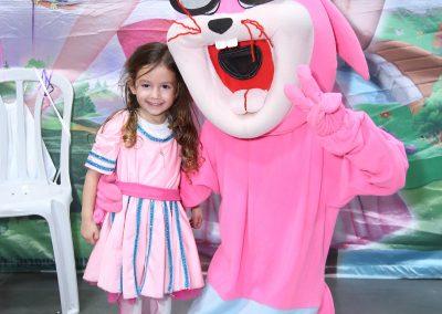 יום הולדת בלתי נשכח עם ג'ורדי הארנב